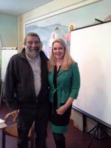Мой учитель Георге Журж профессор президент Румынской гомеопатической ассоциации