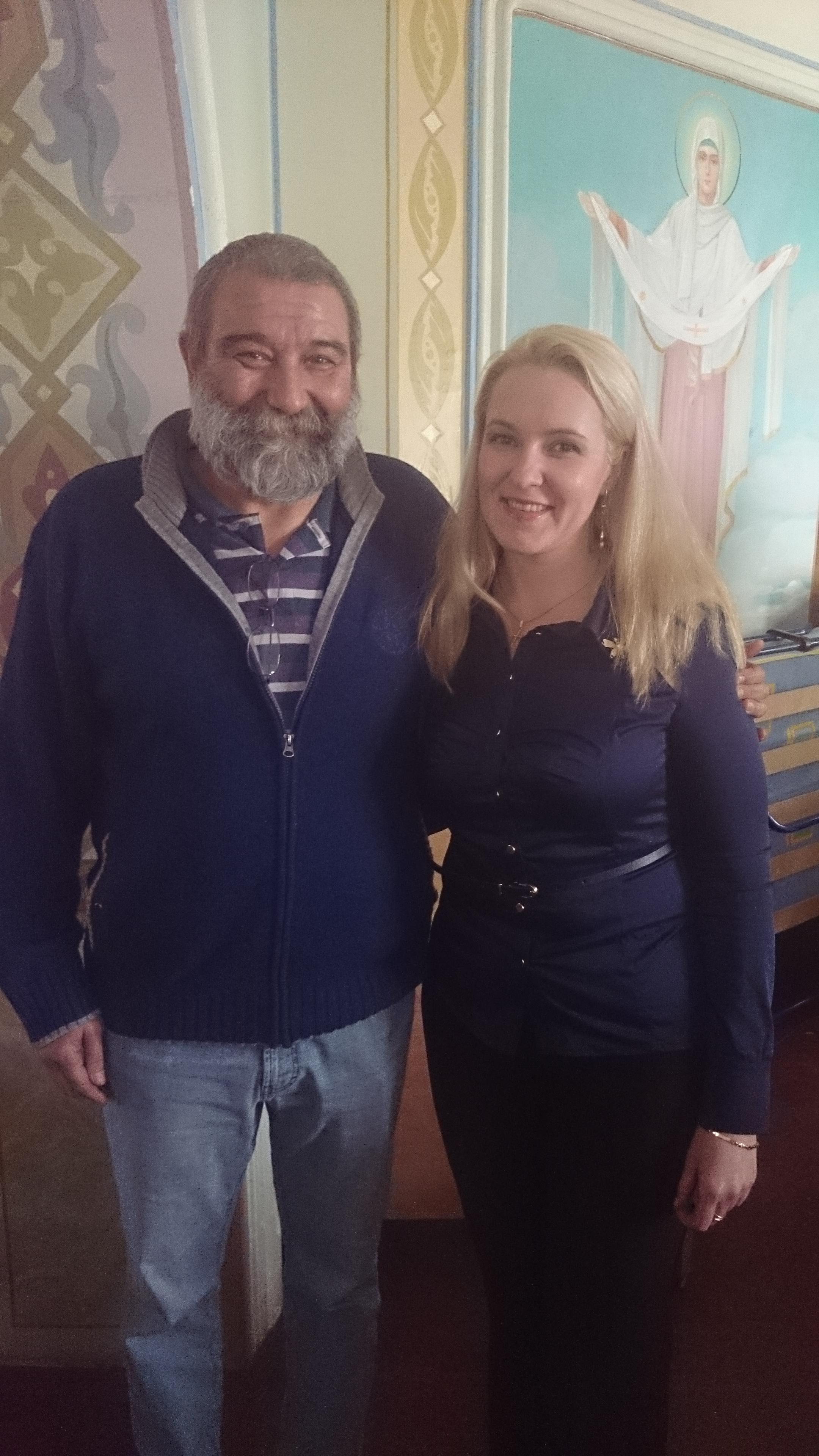 Мой учитель Георги  Журж