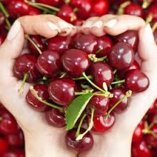 Черешня  - источник железа и кладезь витаминов