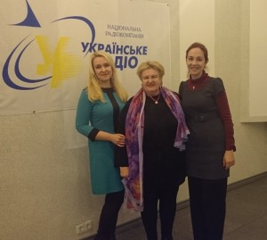 Вероника Князева в передаче 'Прості істини' Українське радіо
