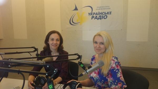 Вероника Князева в передаче 'Прості істини' на Украінському радіо тема: Пріоритет дитячого здоров'я: чи працює цей постулат нині?