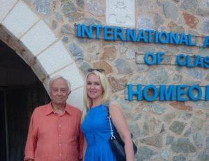 Международная Академия Классической Гомеопатии – моя Alma mater